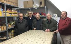 Cáritas Almendralejo repartió 250.000 euros entre alimentos y ayudas básicas en 2018