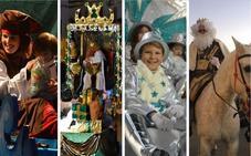 Extremadura recibe con ilusión a los Reyes Magos