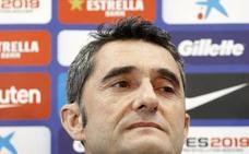 Valverde: «Al final de temporada habrá que decidir si seguir o no»