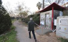 El Gobierno local de Mérida lleva al parque del río el aseo autolimpiable de la Rambla