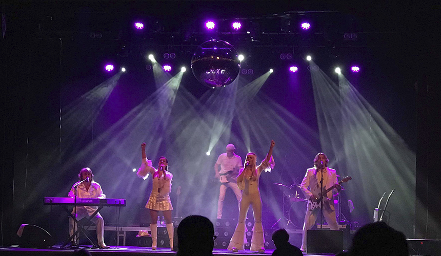 Tributo a 'ABBA' este sábado en Badajoz
