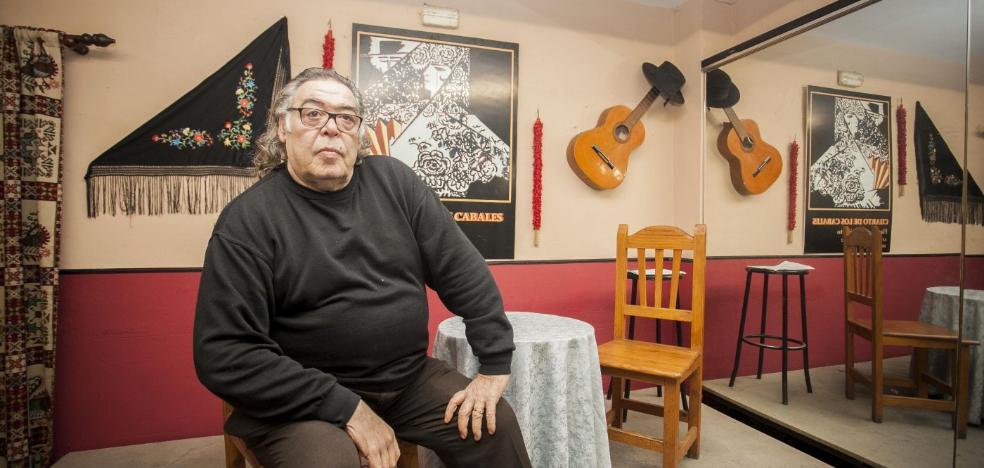 «Hay mucha gente joven en Cáceres que está haciéndolo muy bien en el flamenco»
