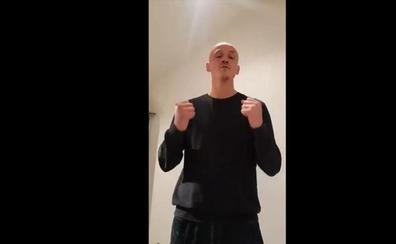 Detenido el exboxeador profesional que golpeó a policías en las protestas de París