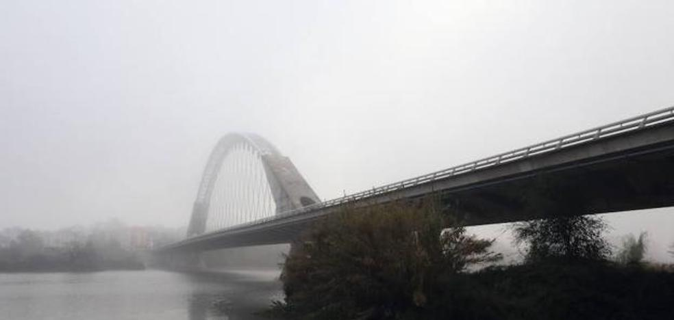 Diciembre se cerró con la mitad de lluvia de lo habitual en Extremadura