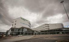 La Junta calcula que las obras del nuevo hospital de Cáceres serán recepcionadas la próxima semana