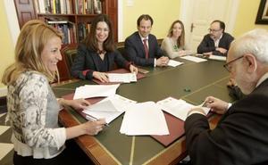 Los convenios municipales firmados en dos años superan 1,7 millones de euros en Cáceres