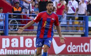 El Extremadura, sin ofertas aún por Enric Gallego