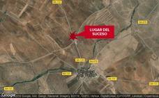 Herida una mujer de 44 años al salirse de la vía en Hinojosa del Valle