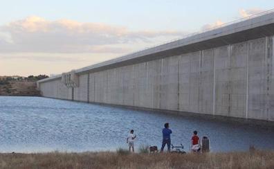 22.300 vecinos tendrán un mejor suministro desde la presa del Búrdalo