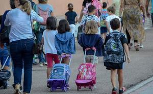 La admisión en los colegios extremeños para el próximo curso se puede solicitar del 3 al 26 de abril