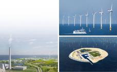 Dinamarca busca tierra