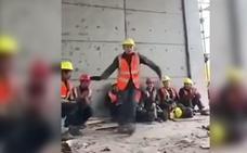 El Michael Jackson constructor