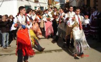 San Antón y los danzantes de Peloche optan a ser Fiesta de Interés Turístico Regional
