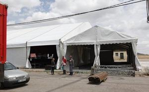 Contratadas por 162.000 euros para dos años las casetas de las ferias y los carnavales en Cáceres