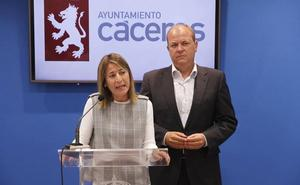 Monago presenta oficialmente a Elena Nevado como candidata a la Alcaldía de Cáceres
