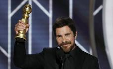 Christian Bale: «Cuando empecé como actor, odiaba la profesión»