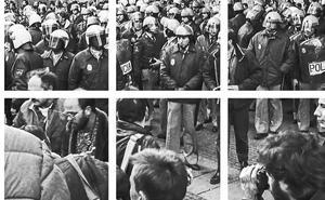 Presentación en Cáceres de un libro sobre la huelga de 1988