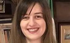Alicia Breñas, de Talayuela, logra el premio a la excelencia académica