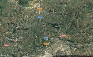 Diez detenidos y grandes cantidades de droga y armas incautadas en una operación antidroga en Extremadura