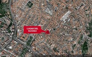 Detienen a un hombre de 36 años cuando robaba en un bar de Cáceres