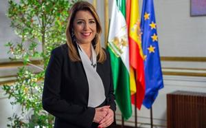 Susana Díaz renuncia a presentarse a la investidura y liderará la oposición