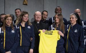 El Vaticano crea un equipo de 60 atletas de élite con curas, monjas y guardias suizos
