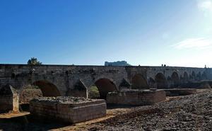 El hallazgo de un puente renacentista abre la puerta a la existencia de uno romano