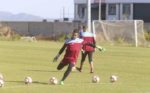 Casto viajará a Lugo con el Extremadura
