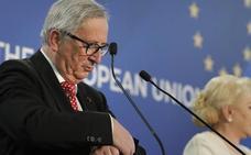 Juncker discute con May nuevas garantías para el 'brexit'