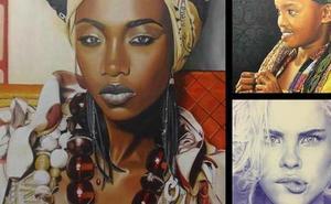 Mérida muestra a través de la pintura las miradas del mundo