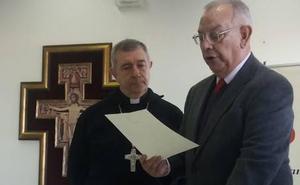 Ángel Custodio, nombrado nuevo director de Cáritas Diocesana