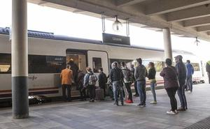El Pacto por el Ferrocarril analizará el 21 de enero en qué se invertirán los 375 millones anunciados por Ábalos