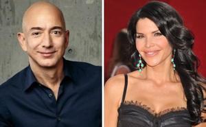 Bezos se divorcia por una presentadora de televisión