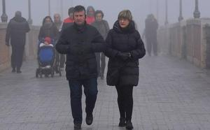 Ha sido el mes de diciembre con más niebla desde 1955