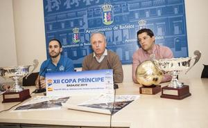 Badajoz rinde pleitesía a la Copa del Príncipe
