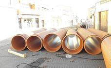 Más de un millón de euros se invertirán en la renovación del saneamiento de la calle Santiago, en Villanueva de la Serena
