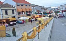 Las fiestas de San Sebastián de Don Benito tendrán el mercado artesanal