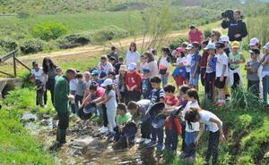 El GeoCentro Monfragüe recibió 1.772 visitas en 2018