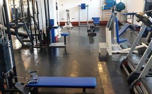 Nuevas mejoras en el gimnasio municipal de Madrigal de la Vera