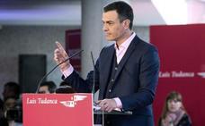 Sánchez pide a PP y Ciudadanos que faciliten los Presupuestos por patriotismo