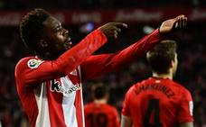 La exhibición de Williams reactiva al Athletic