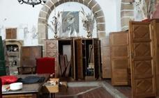Roban por segunda vez en la iglesia de San Mateo de Logrosán