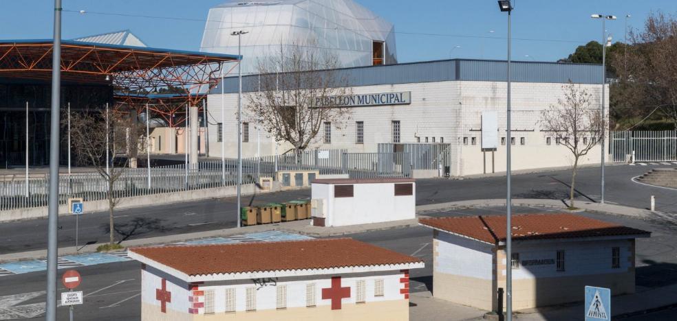 El PP placentino estudia construir un nuevo pabellón en el recinto ferial del Berrocal