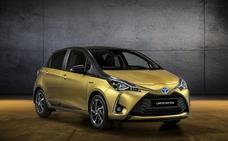 Yaris, el Toyota más vendido en Europa en 2018, cumple 20 años