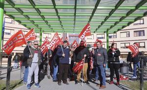 CC OO critica la precariedad laboral en Ambulancias Tenorio