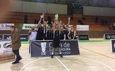 Pirron Sport se adjudica la Copa de Extremadura