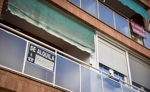 El precio medio de los alquileres en Extremadura es de 445 euros