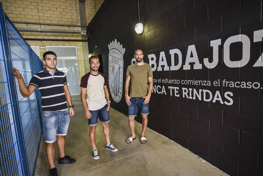 Renato, segunda salida en el Badajoz