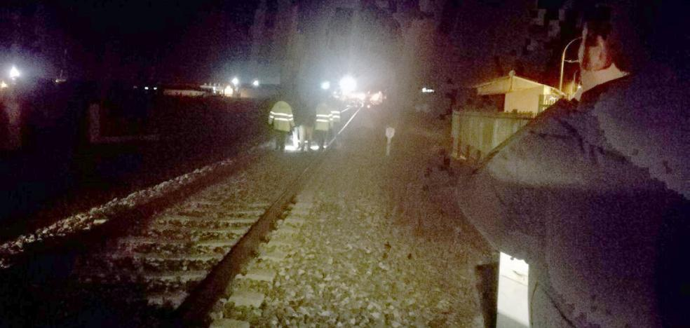 Fomento investiga como sabotaje el descarrilamiento del tren Zafra-Madrid