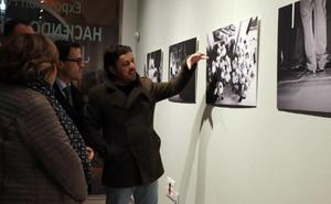 'La Guapa', protagonista de una exposición de fotografías